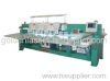 Goldenlaser four head laser embroidery cutting machine