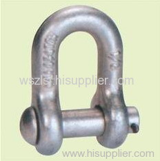 US type forged shackle G209