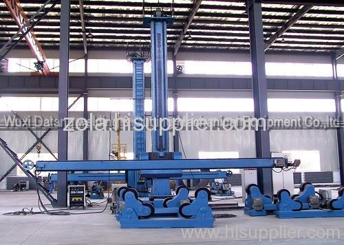 Automatic Welding Manipulator(column and boom)