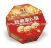 metal cookies tin packaging box