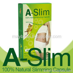 A-Slim 100% Natural Weight loss Capsule,herbal weight loss product,lose weight fast,effective slimming product,