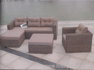 Garden outdoor rattan furniture