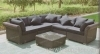 Patio furniture sofa set