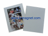 magnetic photo printing paper