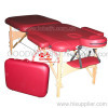 adjustable massage bed( certified by CE)