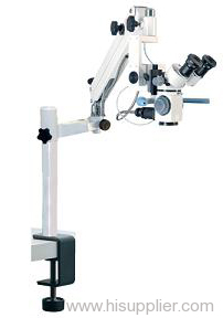 Portable operating microscope
