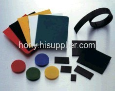 flexible rubber magnetic sheet