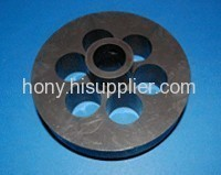 injection irregular plastic ferrite magnet