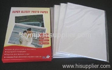 Yiming High Glossy Photo Paper