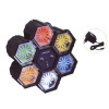 led disco light led party light led stage light sound control led strobe light