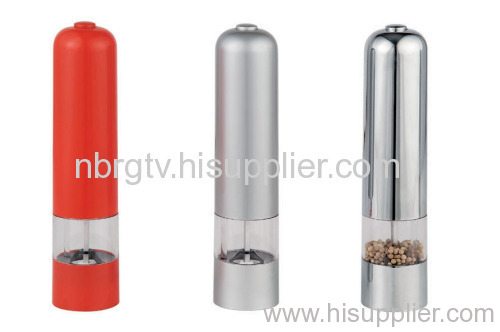 electrical pepper mill