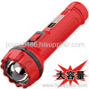 Rechargeable LED torch/flashlight