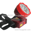 ABS rechargeable LED headlamps