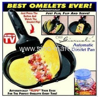 Automatic Omelet Pan