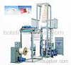 Film blowing machine for zip lock bag