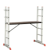 Aluminum Scaffolding Ladder with 6 steps