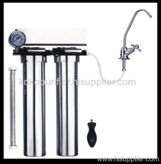 2-stage water filter