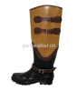 Women's fashion rain boots