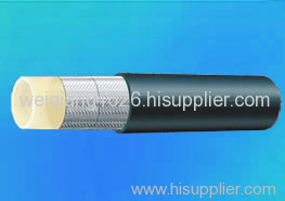 High PressureFibre Braided Rubber Resin Hose