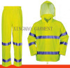 high visibility jacket and trouser