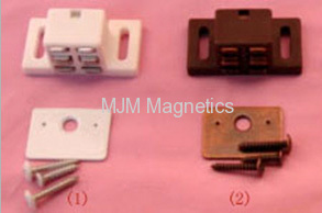 Magnetic Catches for furniture doors