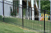 Ornamental welded Fence
