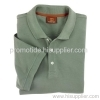 Men's 6.5 oz Cotton Pique Shirt-Sleeve Polo