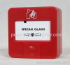 break glass manual call point alarm