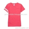 Women Peach Blossom Summer T-Shirt