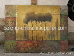 Decorative Oil Painting