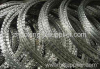 Galvanized Razor Barbed Wire Mesh