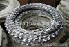 Hot-dipped Galvanized Razor Barbed Wire Mesh