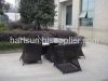 Garden furniture dining set