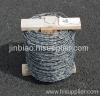 Two Strand Barbed Iron Wire