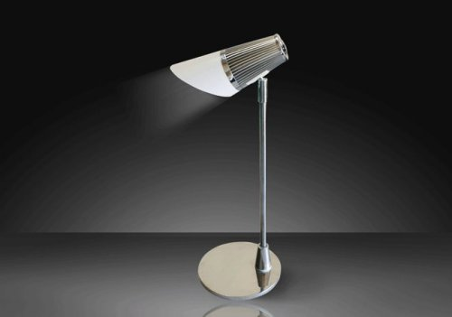 led table lamp with good luminous and long life span