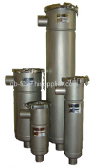 Single Stainless Steel Eco Bag Filter Housing