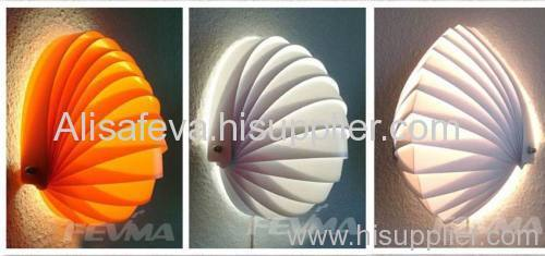 shell lamp /lighting