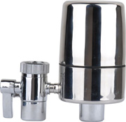 stainless steel tap water filter