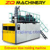 extrusion plastic bottle blowing machine