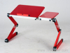 Adjustable Folding Notebook Desk