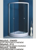 5mm toughened glass shower room