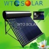 low pressure vacuum tube solar water heater