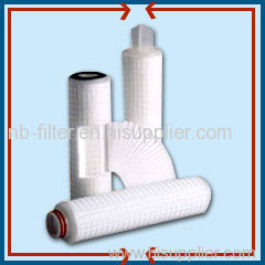Pleated Nylon Membrane Filters Cartridge