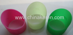 silicone variety of shapes cup covers