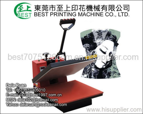 Common Heat Press Machine