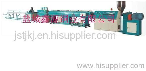 plastic pipe production lines