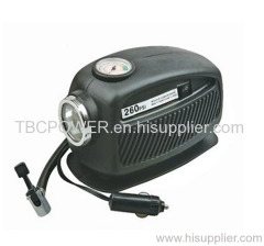 Car plastic inflator air pump