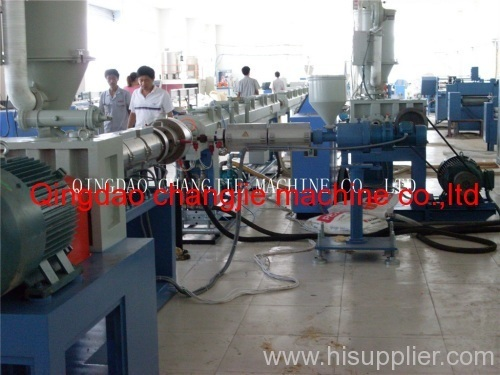 PPR pipe making machinery