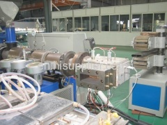 pvc window profile machinery