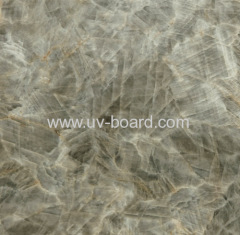 UV board with marble pattern